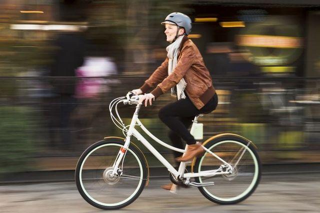電動アシスト自転車 欧米では新鮮